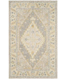 Safavieh Micro-Loop Mlp602b Beige - Grey Area Rug