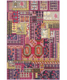 Safavieh Monaco Mnc212d Pink - Multi Area Rug