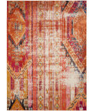 Safavieh Monaco Mnc222h Orange - Multi Area Rug