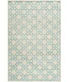 Safavieh Mosaic Mos152b Cream - Aqua Area Rug