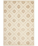Safavieh Mosaic Mos154a Cream / Light Brown Area Rug