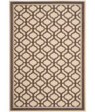 Safavieh Martha Stewart Msr4255 Cream - Chocolate Area Rug