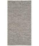 Safavieh Montauk Mtk411a Ivory - Dark Grey Area Rug
