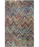 Safavieh Nantucket Nan141c Blue / Multi Area Rug
