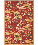 Safavieh Newbury Nwb8705 Red - Gold Area Rug