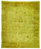 Safavieh Oushak OSH112A Soft Green / Rust Area Rug