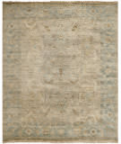 Safavieh Oushak OSH562A Brown / Blue Area Rug