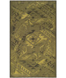Safavieh Palazzo Pal122 Black - Green Area Rug