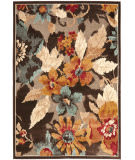 Safavieh Paradise Par148 Dark Brown Area Rug