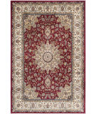 Safavieh Persian Garden Peg605a Red - Ivory Area Rug