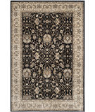 Safavieh Persian Garden Peg607b Black - Ivory Area Rug