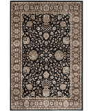 Safavieh Persian Garden Peg610f Black - Red Area Rug