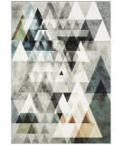 Safavieh Porcello Prl6938c Grey - Blue Area Rug