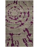 Safavieh Porcello Prl7735 Light Grey - Purple Area Rug