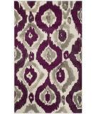 Safavieh Porcello Prl7736 Ivory - Purple Area Rug