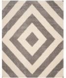 Safavieh Portofino Shag Pts217a Ivory - Grey Area Rug