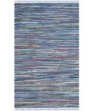 Safavieh Rag Rug Rar121d Purple / Multi Area Rug