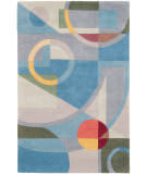 Safavieh Rodeo Drive RD845B Blue / Multi Area Rug