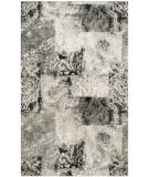 Safavieh Retro Ret2137 Cream - Grey Area Rug