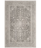 Safavieh Reflection Rft670b Dark Grey - Cream Area Rug