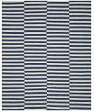 Ralph Lauren Hand Woven Rlr2221b Ink Area Rug