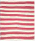 Ralph Lauren Canyon Stripe RLR2868H Rouge Area Rug