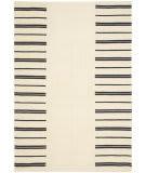 Ralph Lauren Sagaponeck Stripe Patch RLR2871B Cinder Area Rug