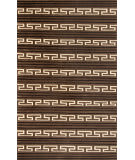 Ralph Lauren Hand Knotted Rlr4932b Evening Brown - Multi Area Rug
