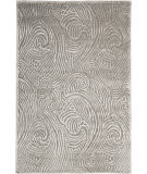 Ralph Lauren Hand Knotted Rlr7141a Silver Sky Area Rug