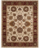 Safavieh Royalty Roy254a Ivory - Red Area Rug