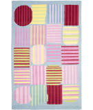 Safavieh Kids Sfk312a Blue / Multi Area Rug
