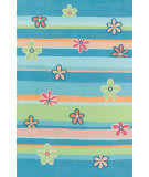 Safavieh Kids Sfk750a Blue / Multi Area Rug