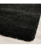 Safavieh California Shag Sg151-9090 Black Area Rug