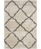 Safavieh Belize Shag Sgb489d Taupe - Grey Area Rug