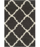 Safavieh Dallas Shag Sgd257a Dark Grey - Ivory Area Rug