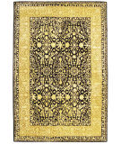 Safavieh Silk Road Skr213b Black / Ivory Area Rug