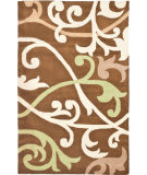 Safavieh Soho SOH256A Brown / Multi Area Rug