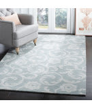 Safavieh Soho SOH415B Light Blue / Silver Area Rug