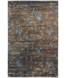 Safavieh Soho SOH418A Brown / Light Blue Area Rug
