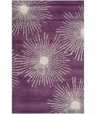 Safavieh Soho Soh712p Purple / Ivory Area Rug