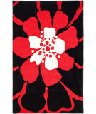 Safavieh Soho SOH730C Black - Red Area Rug