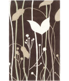 Safavieh Soho Soh746d Dark Brown / Multi Area Rug