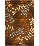 Safavieh Soho SOH833A Brown / Multi Area Rug