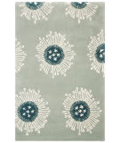Safavieh Soho SOH852B Light Blue / Multi Area Rug