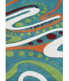 Safavieh Soho SOH856A Teal / Multi Area Rug