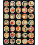 Safavieh Soho SOH921A Black / Multi Area Rug