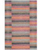 Safavieh Striped Kilim Stk411a Rust Area Rug