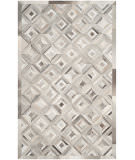 Safavieh Studio Leather Stl216a Grey Area Rug