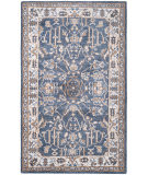Safavieh Stone Wash Stw240a Blue - Ivory Area Rug