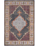 Safavieh Stone Wash Stw820a Blue - Multi Area Rug